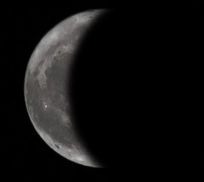 Εξασθενίζοντας ημισεληνοειδές φεγγάρι - Σαβ, 3 Ιουλίου 2021