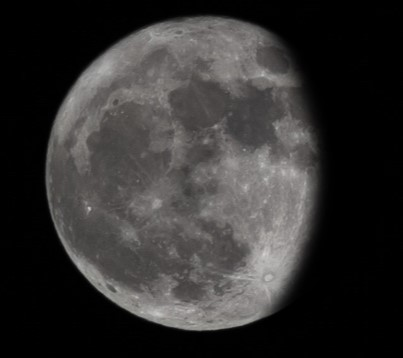 Εξασθενίζοντας κυρτό φεγγάρι - Σαβ, 3 Οκτωβρίου 2020