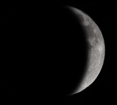 Κηρώνοντας ημισεληνοειδές φεγγάρι - Δευ, 19 Οκτωβρίου 2020