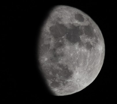 Κηρώνοντας κυρτό φεγγάρι - Δευ, 19 Ιουλίου 2021