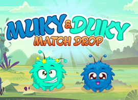 Muky & Duky Match Drop