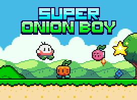 Super Onion Boy