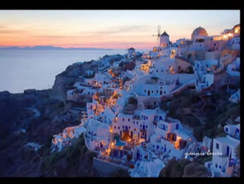 Santorini relaxation slideshow (Από το yannislarios.com photography)