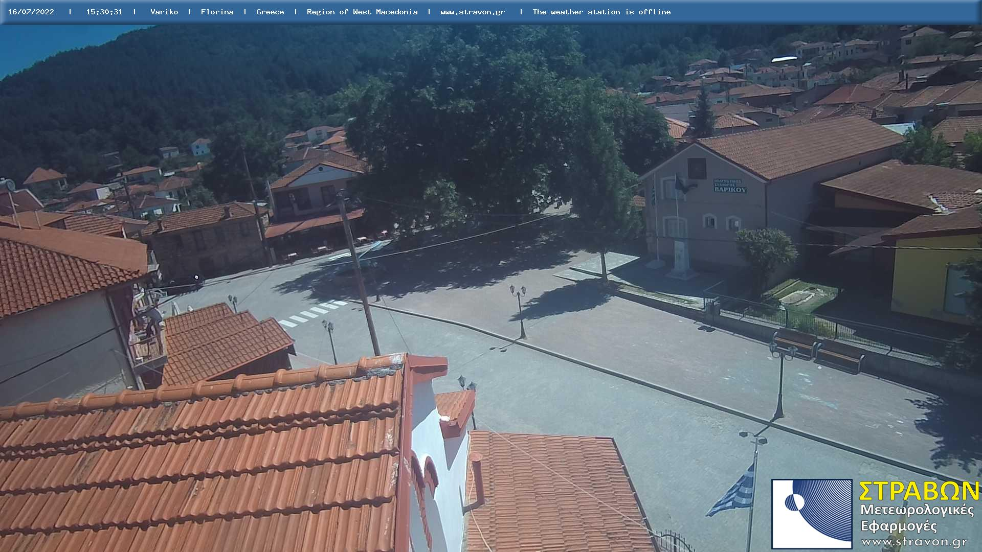 Webcam Πτολεμαΐδα (Βαρικό)