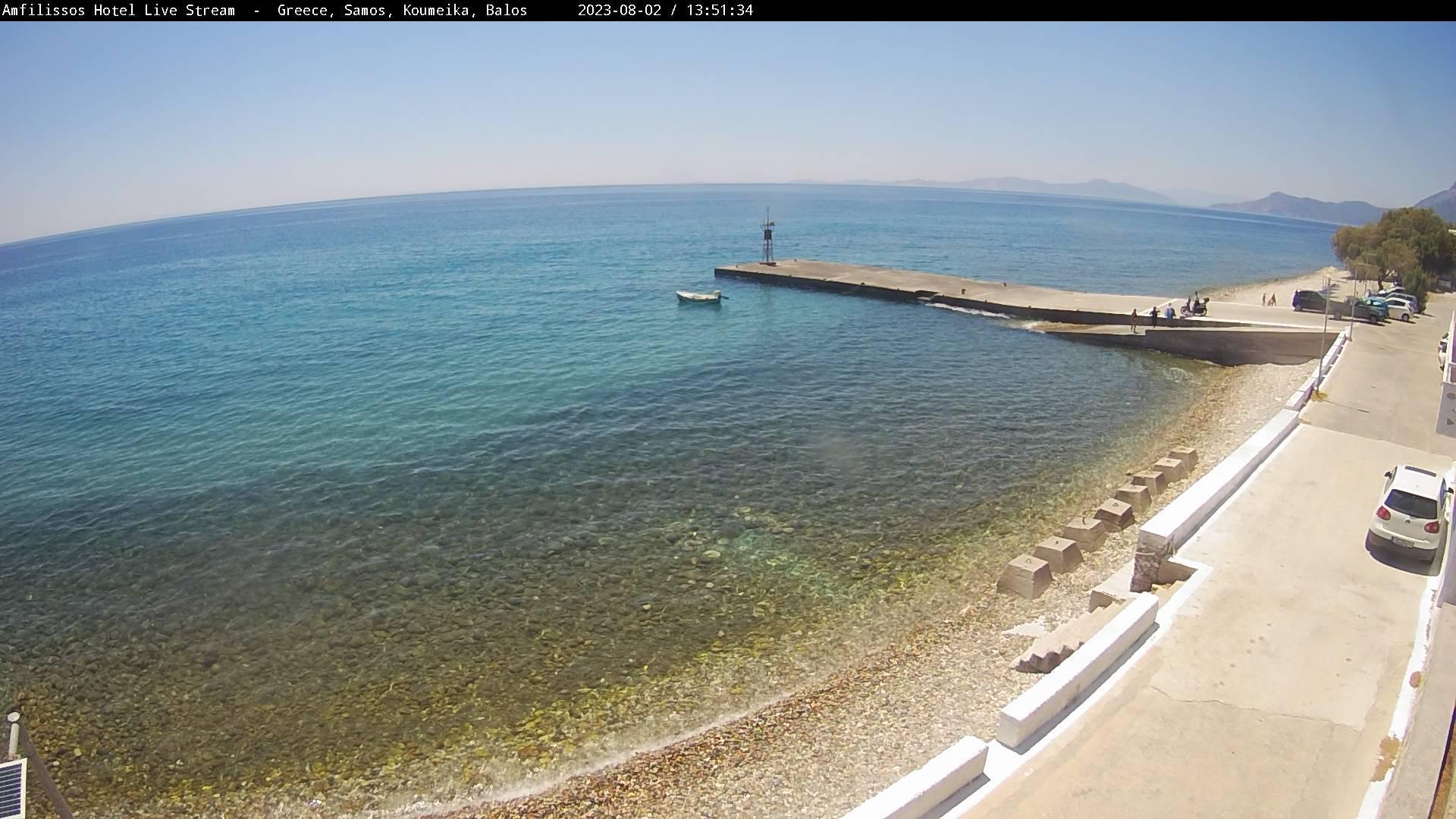 Webcam Samos (Karlovassi)