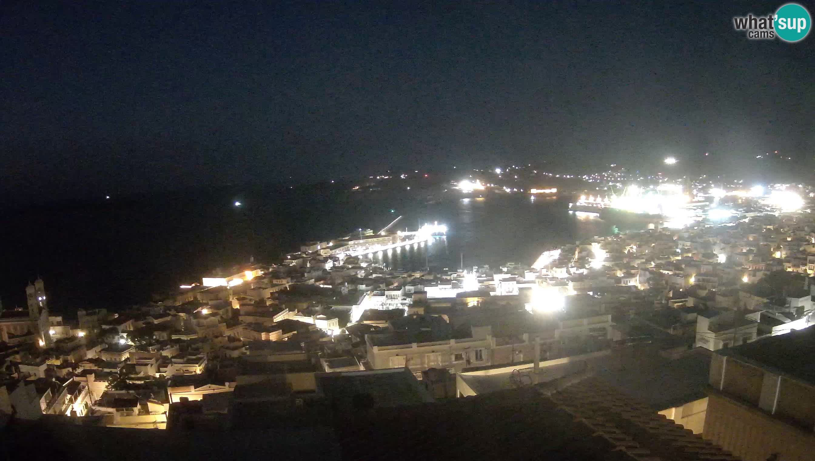 Webcam Syros - Vari