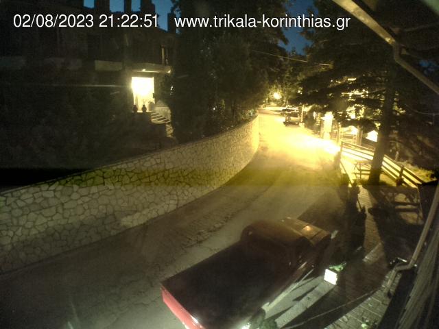 Webcam Τρίκαλα Κορινθίας