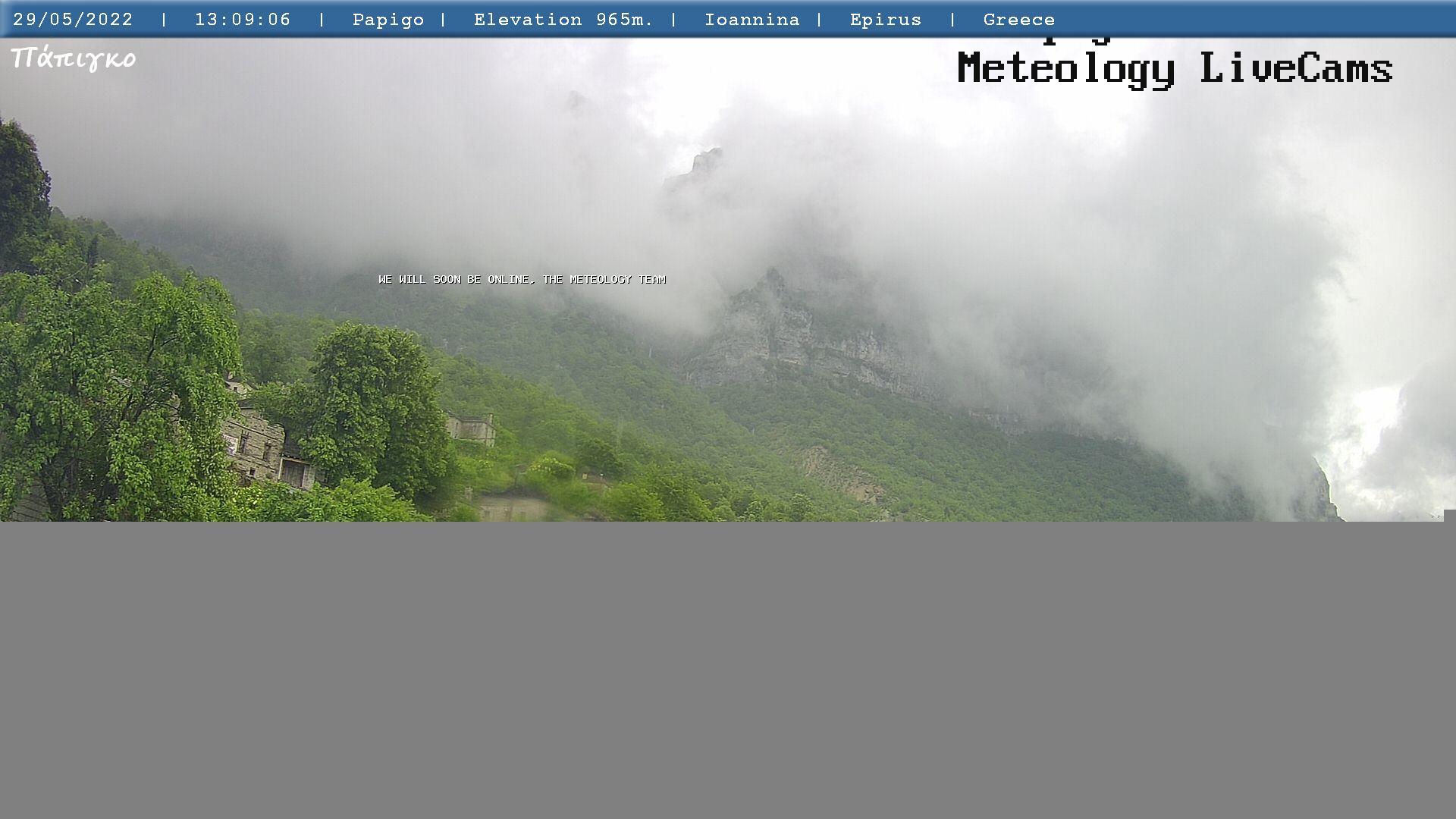 Webcam Μικρό Πάπιγκο