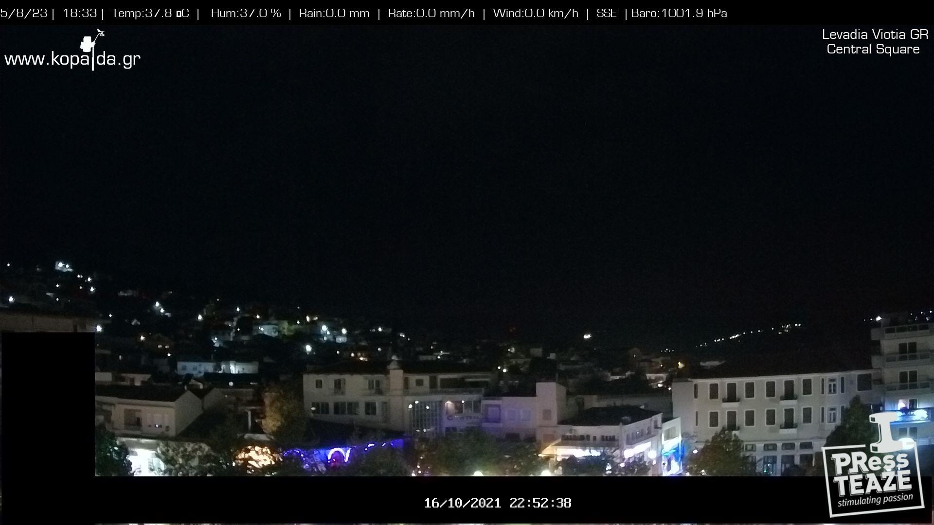 Webcam Livadia