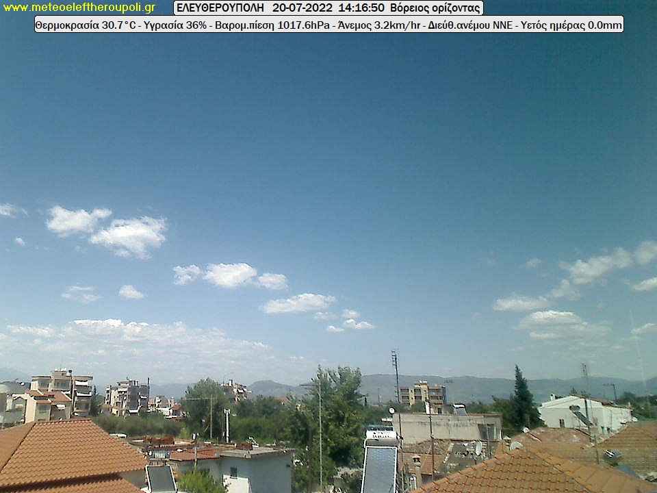 Webcam Ελευθερούπολη Καβάλας