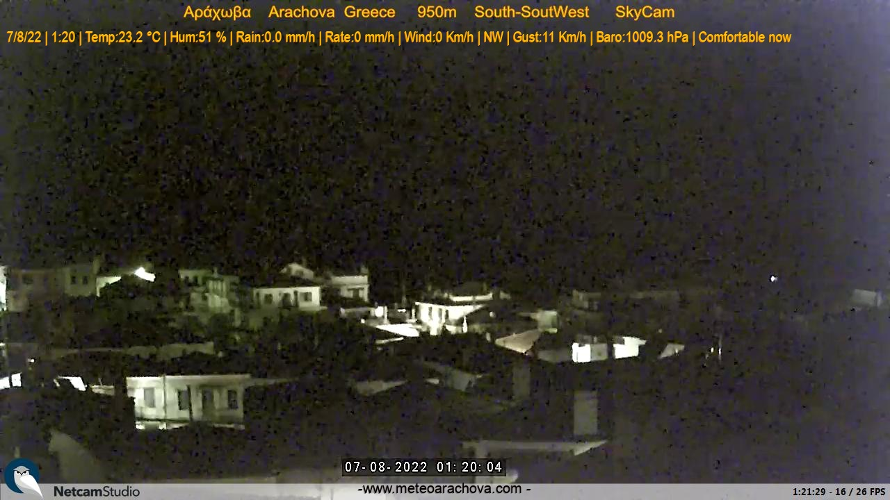Webcam Arachova