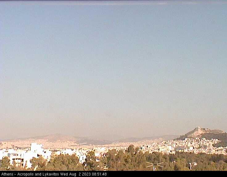 Webcam Αθήνα - Ακρόπολη 4