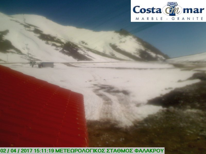 Webcam Mount Falakro - Drama