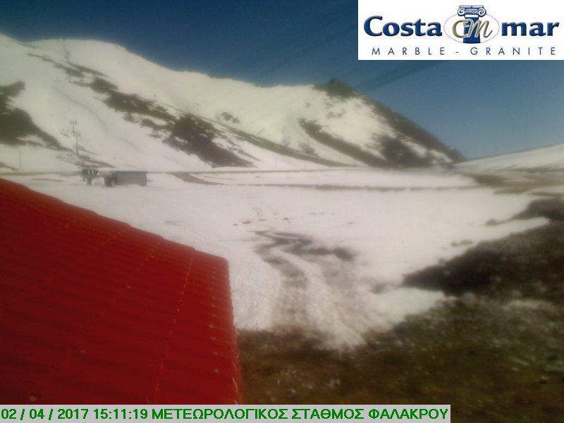 Webcam Όρος Φαλακρό - Δράμα