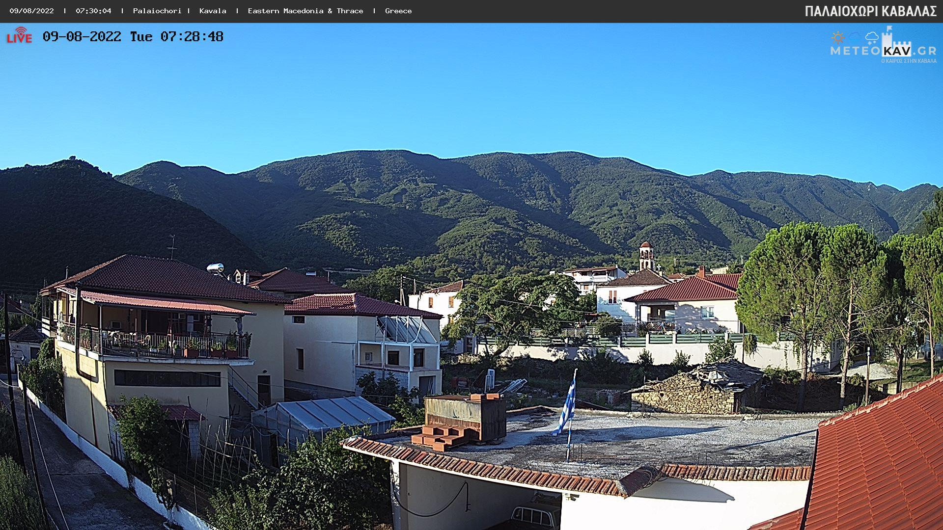 Webcam Palaiochori 2 - Kavala
