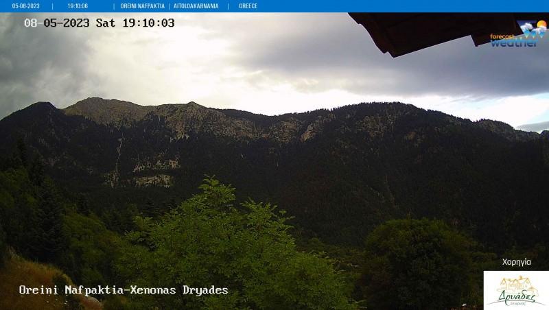 Webcam Ορεινή Ναυπακτίας