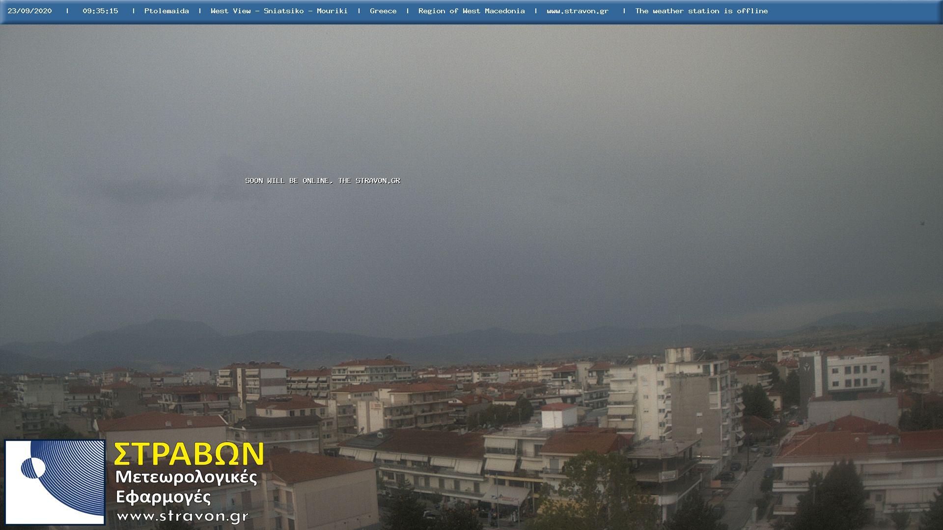 Webcam Πτολεμαΐδα