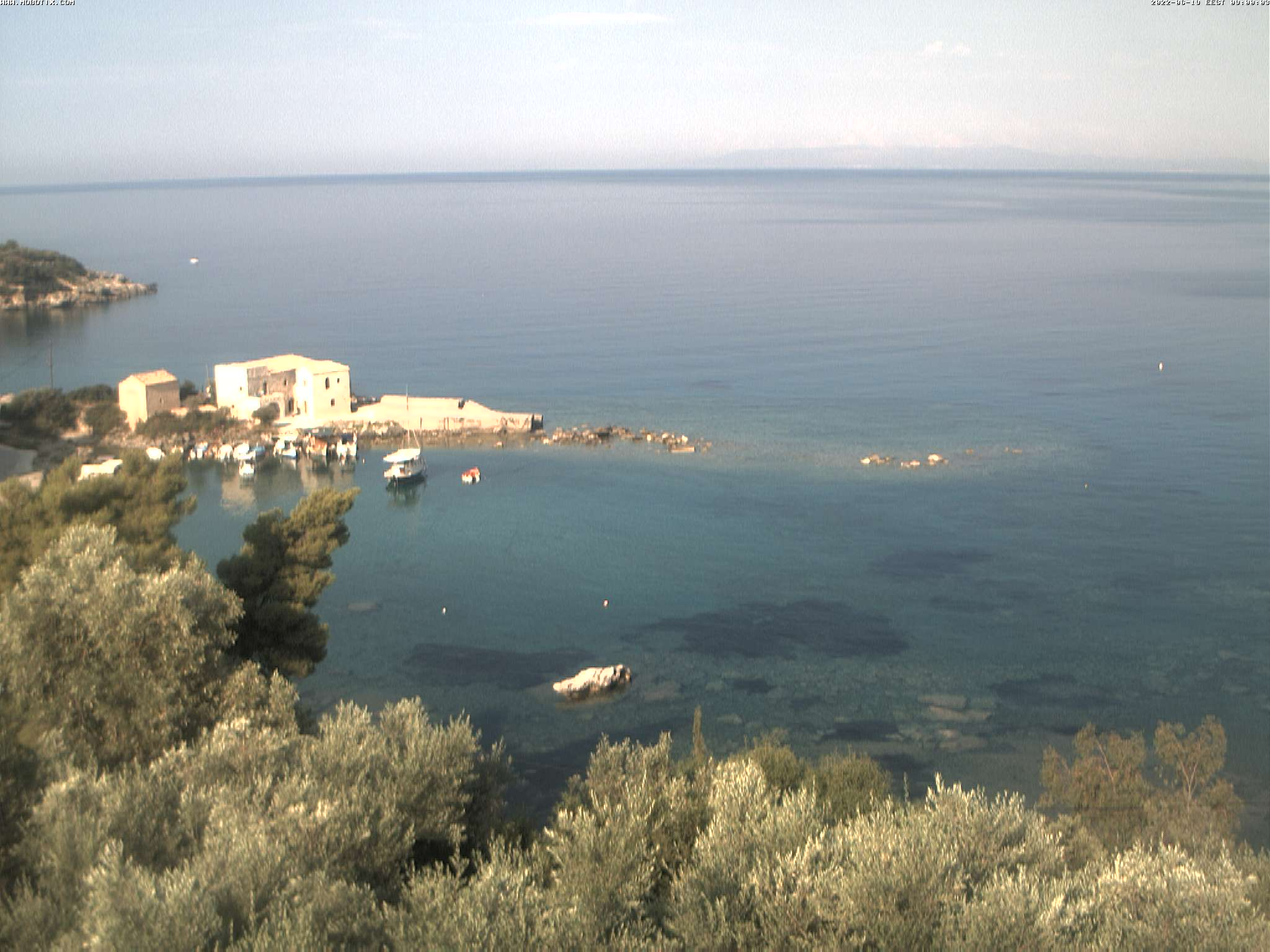 Webcam Kardamyli