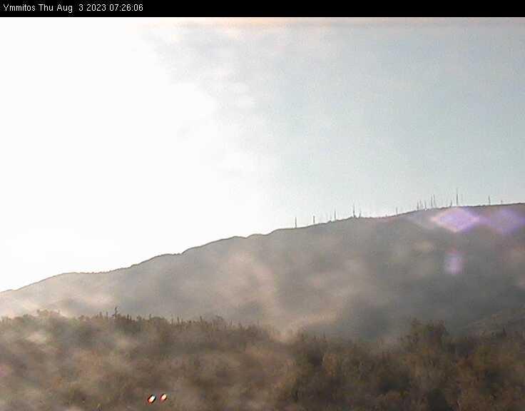Webcam Βουνό Υμηττός