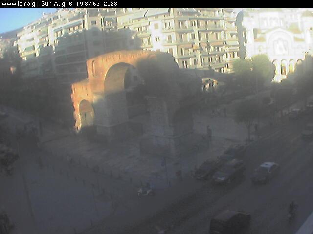 Webcam Θεσσαλονίκη - Αψίδα