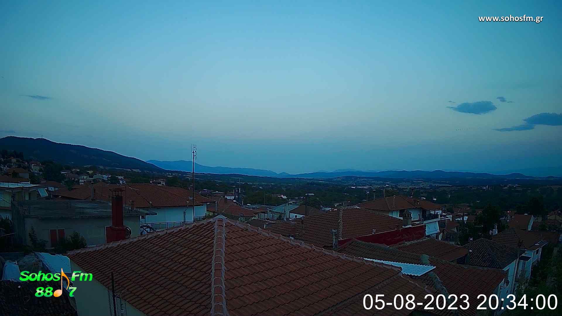 Webcam Sochos - Thessaloniki