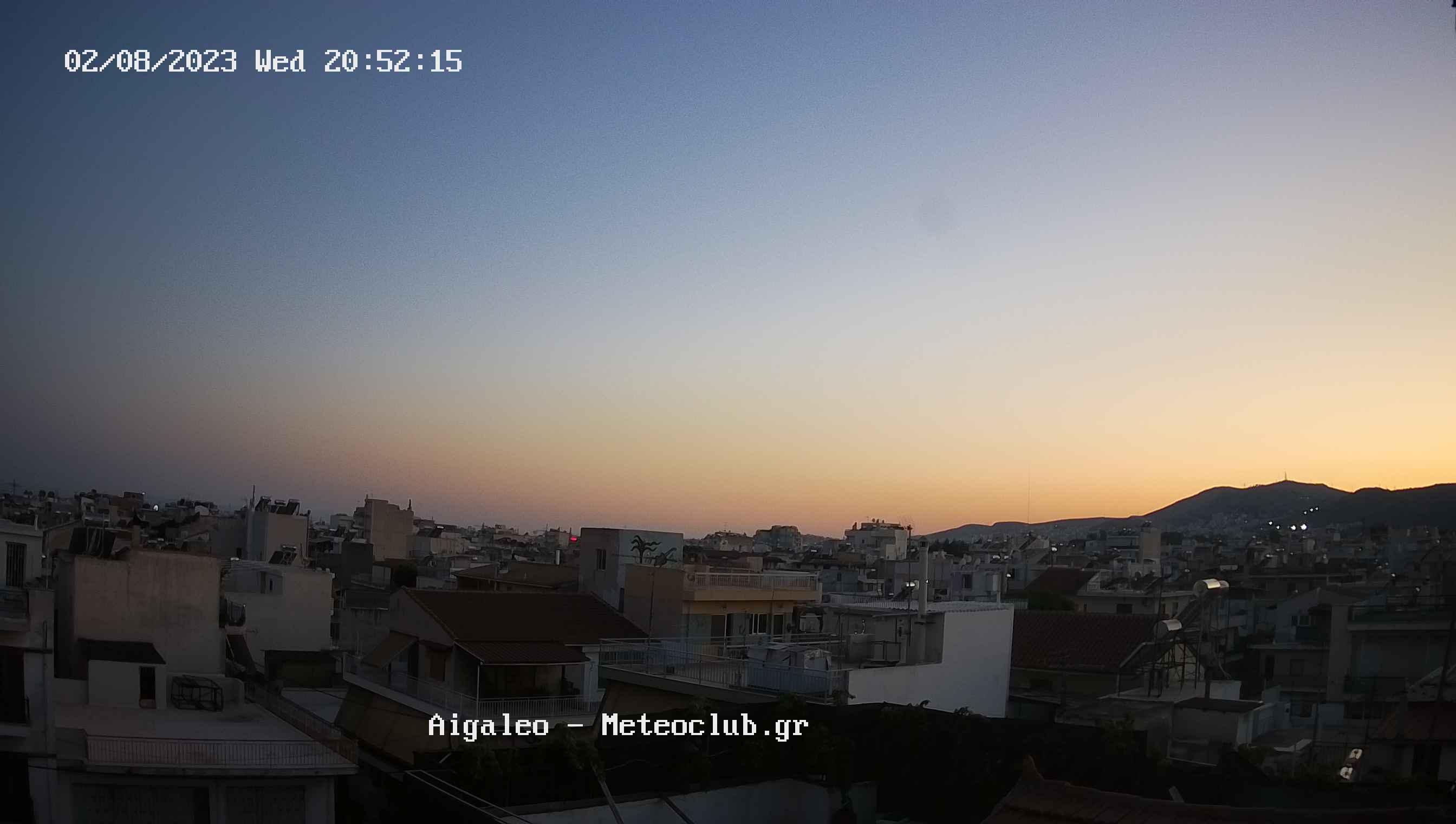 Webcam Aigaleo