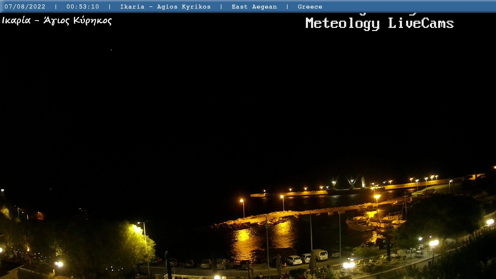 Webcam Ikaria - Agios Kirikos