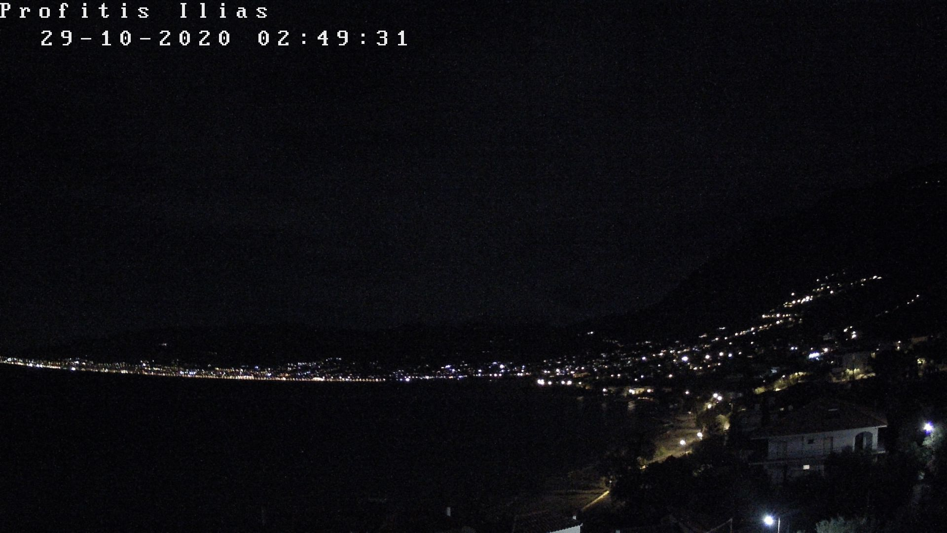 Webcam Kalamata - Verga
