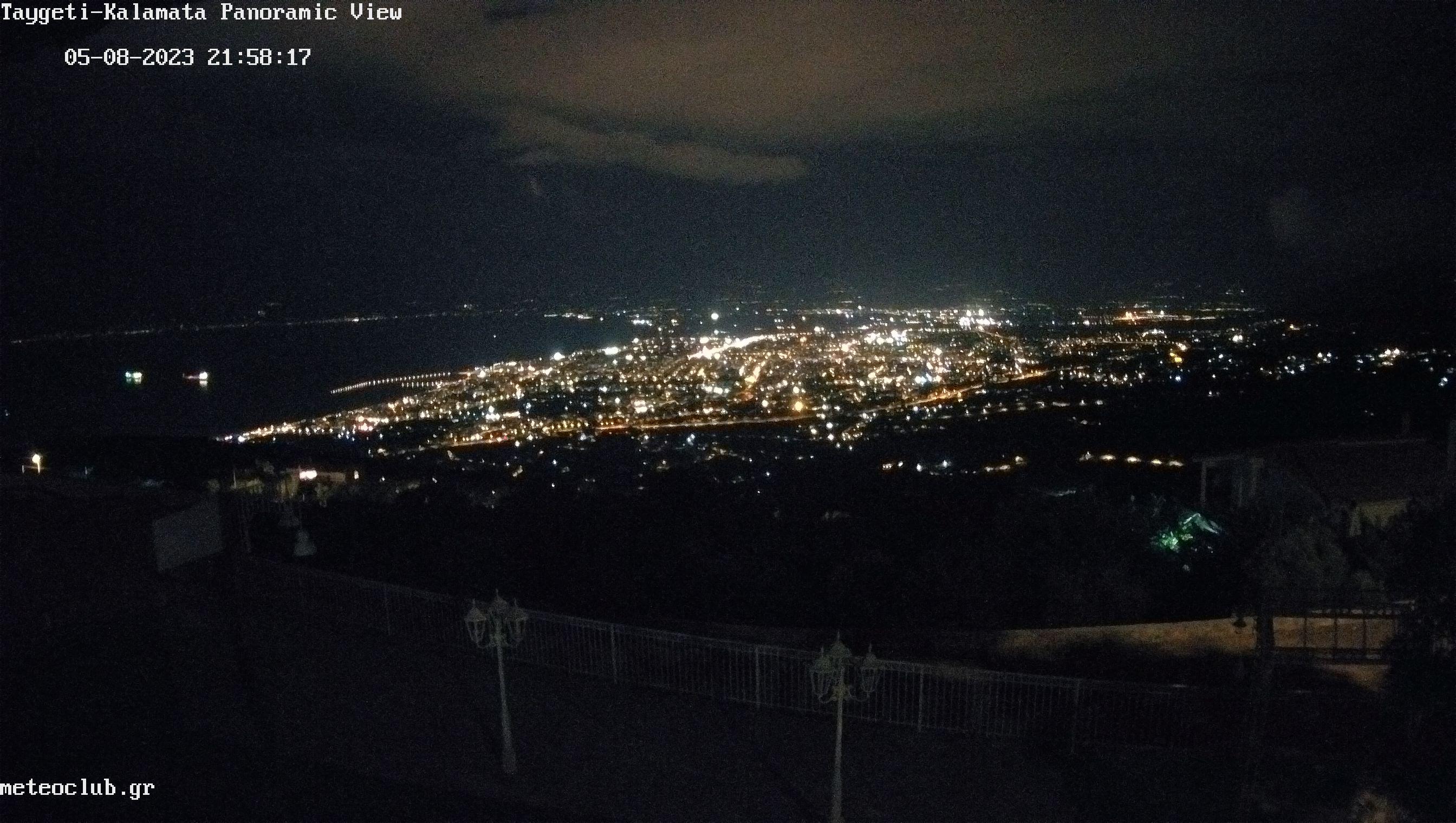 Webcam Taigetos - 2034m altitude