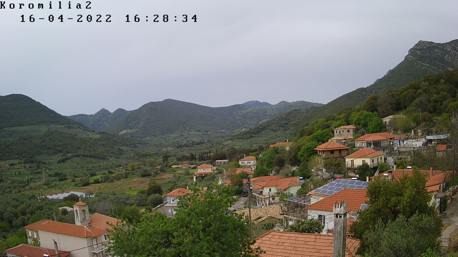 Webcam Kormilia - Messinia