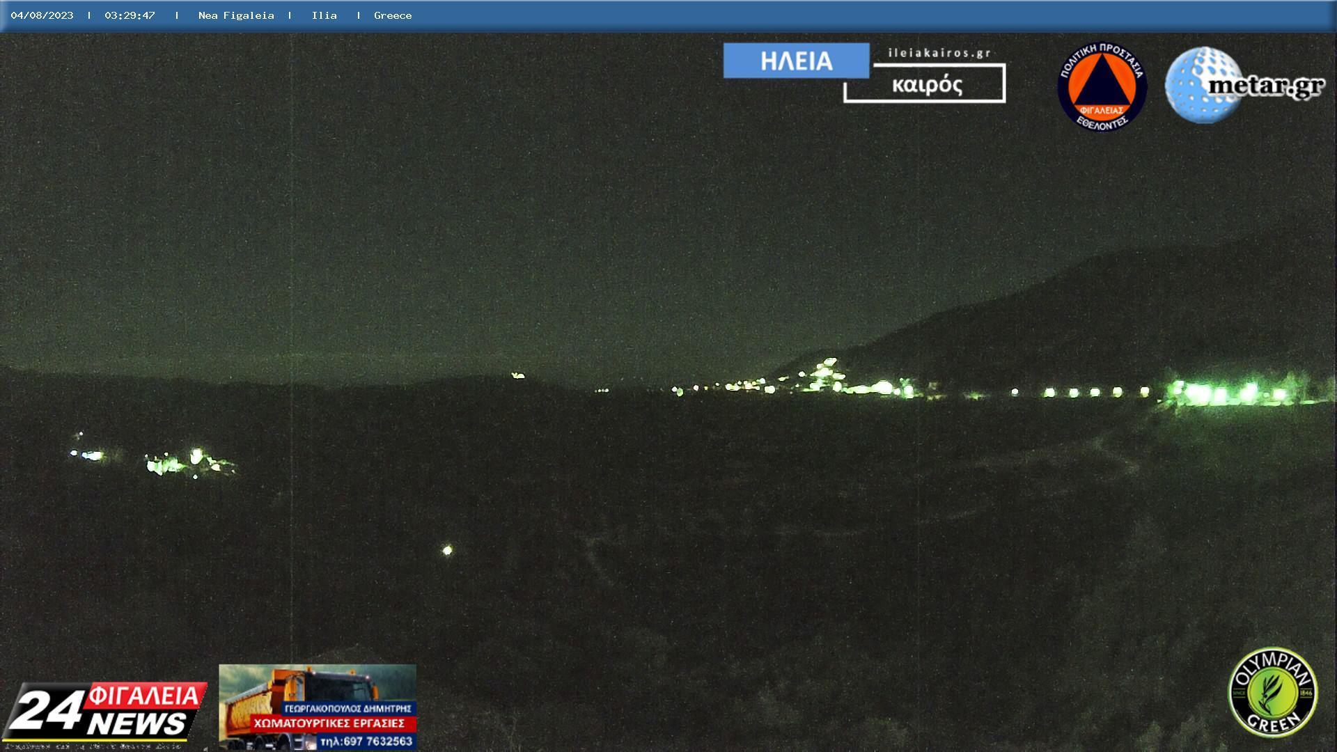 Webcam Κορομηλιά Μεσσηνίας
