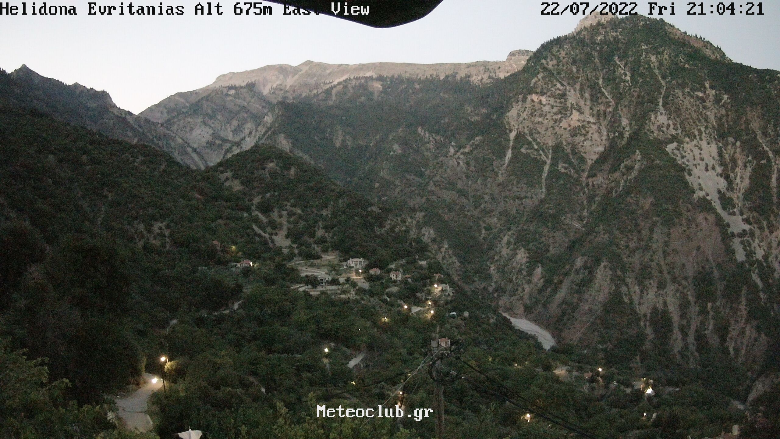 Webcam Χελιδόνα Ευρυτανίας 2