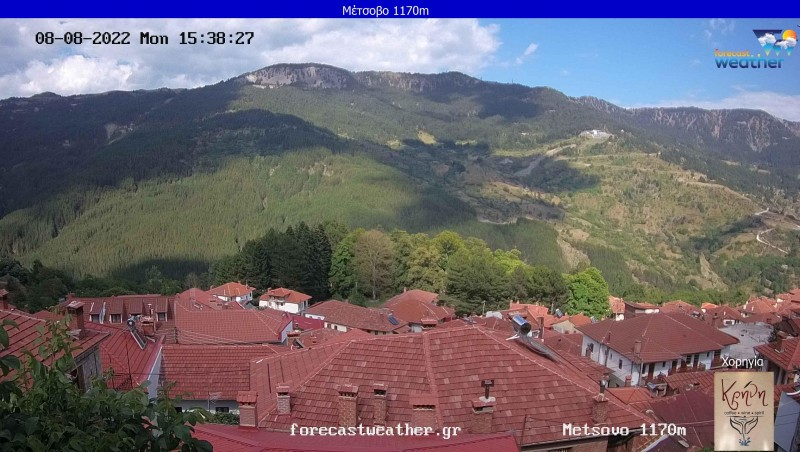Webcam Metsovo 2