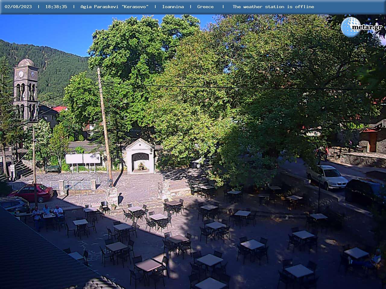 Webcam Κεράσοβο Ιωαννίων