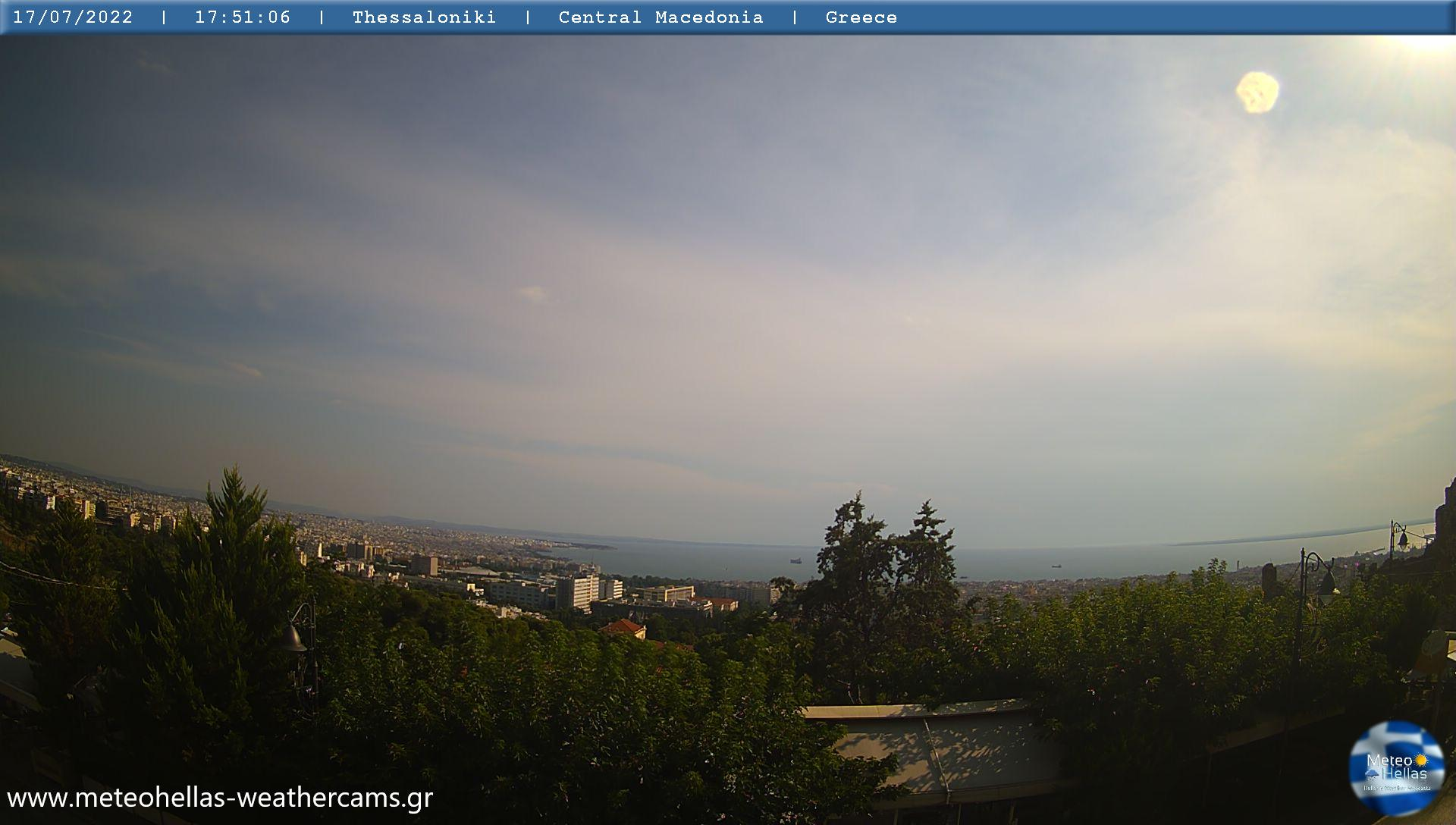 Webcam Thessaloniki - Polychni