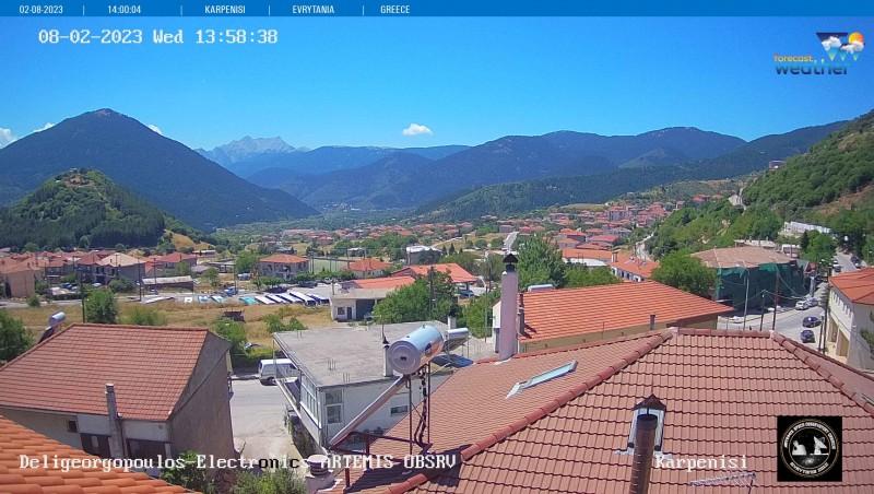 Webcam Καρπενήσι 2