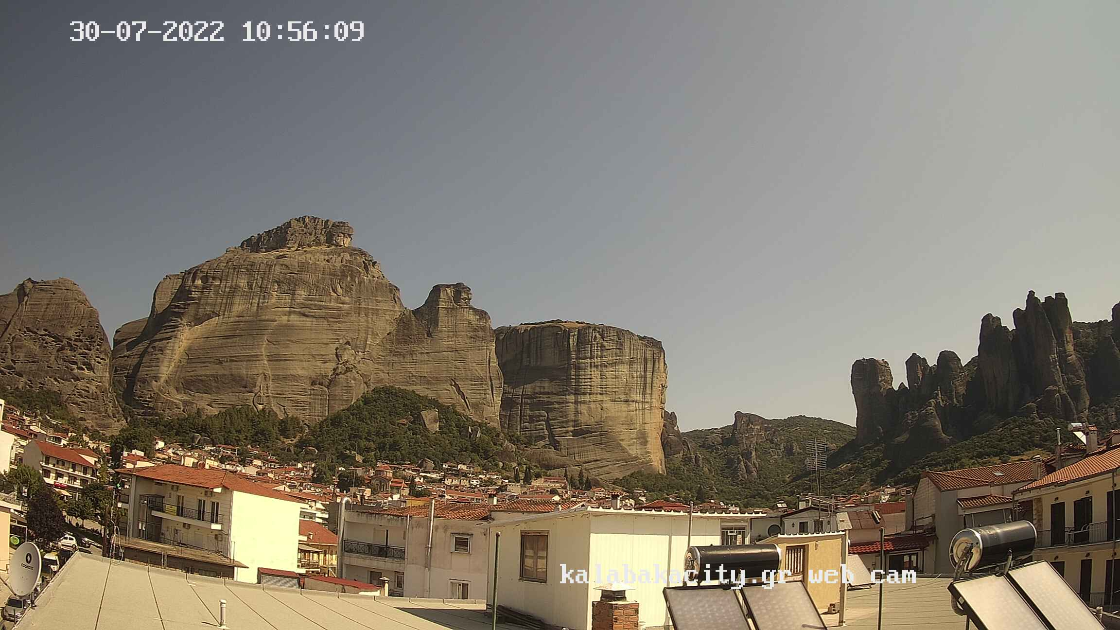 Webcam Kalabaka