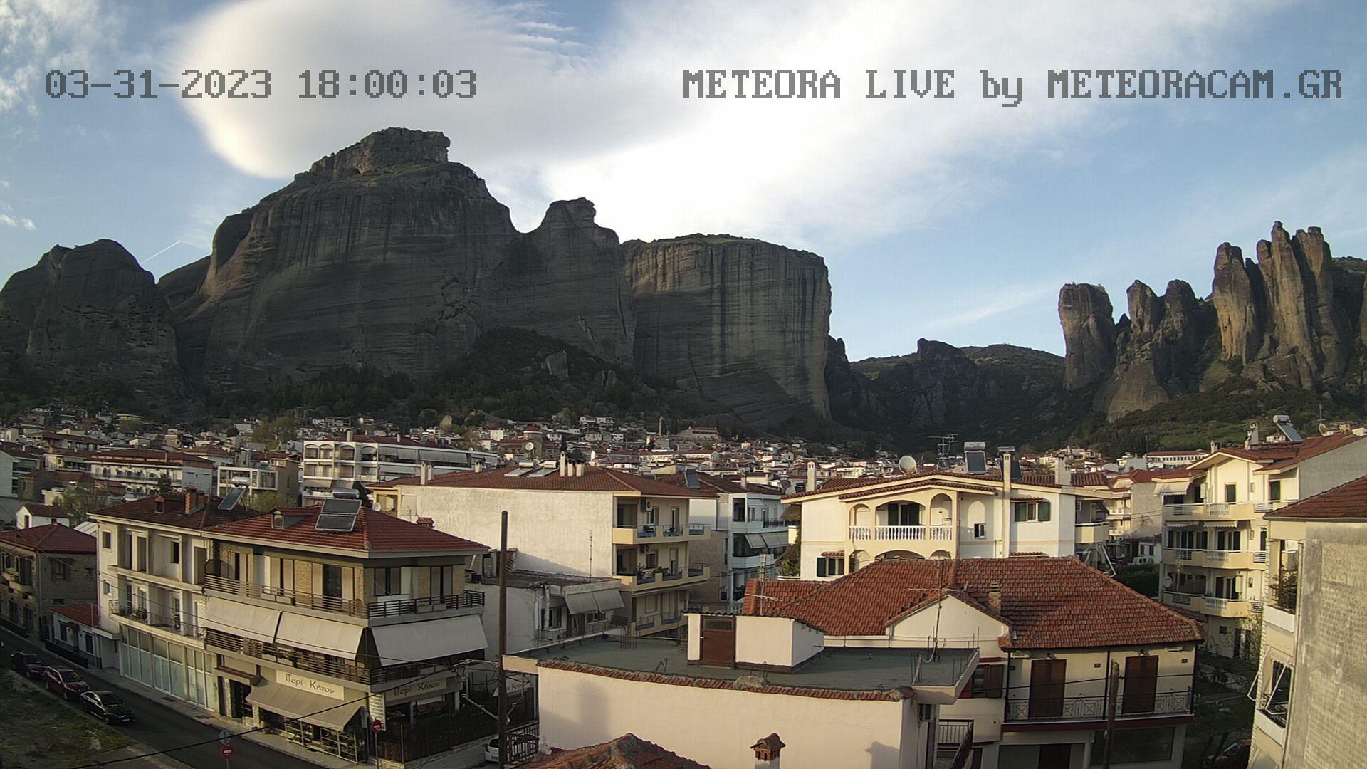 Webcam Meteora - Kalabaka 2