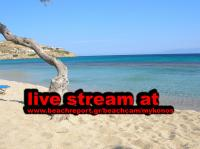 Webcam Mykonos - Paradise beach