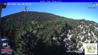 Webcam Parnitha 2 - Bafi Refuge
